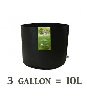 SMART POT ORGINAL 3 GALLON 10 L