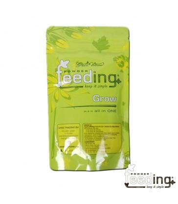 Greenhouse Feeding Grow