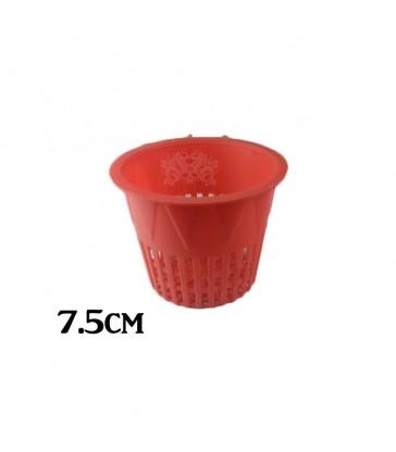 pot panier 7.5 cm pour systemes hydroponiques