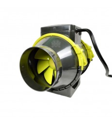 EXTRACTEUR D'AIR TT 100mm 2 VITESSES GARDEN HIGHPRO
