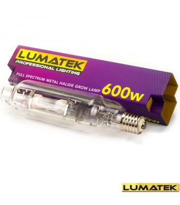 Ampoule De croissance Lumatek MH 600w