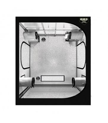 Blackbox Silver Premium 120x120x200cm