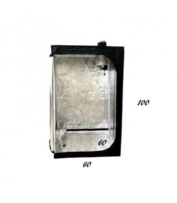 Blackbox Silver Propagator 60x60x100cm ou 100x60x60cm
