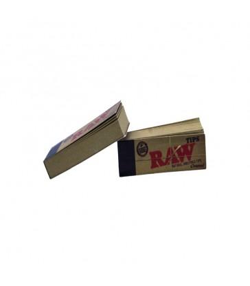 RAW TIPS -Filtres en carton non blanchi