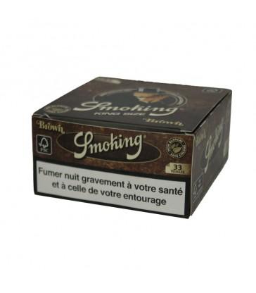 smoking brown slim x50