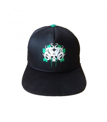 SNAPBACK OCTOPUS TRUCKER BLACK EDITION