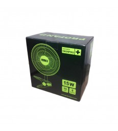 CLIP FAN GARDEN HIGHPRO 15W