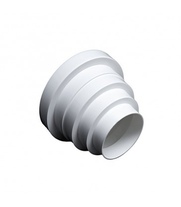 REDUCTEUR PVC 80-100-125-150MM