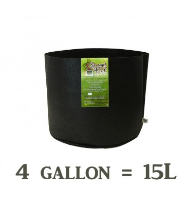 SMART POT ORGINAL 4 GALLON 15L