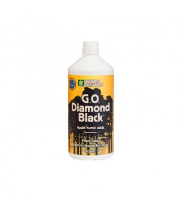 DIAMOND BLACK 500ml GENERAL ORGANICS