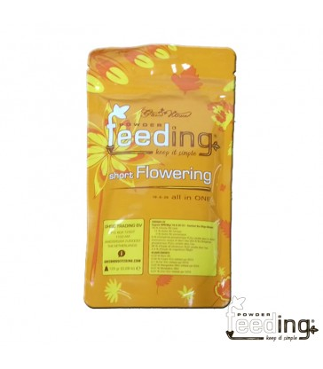 Greenhouse Feeding short Flowering 125gr