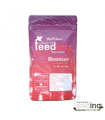 Greenhouse Feeding Booster 125Gr