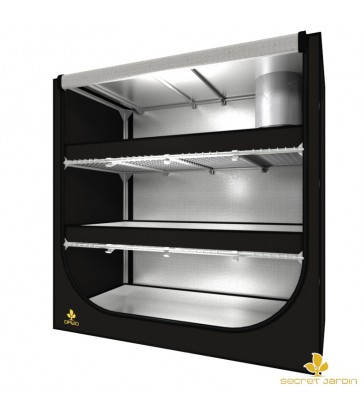 Secret Jardin dark propagator 120x60x120cm