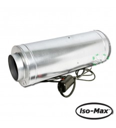 CANFAN ISO-MAX Extracteur d'air 200MM / 870M3/H
