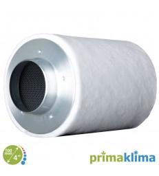 PRIMA KLIMA Filtre à charbon 360m3/h Flange 100mm