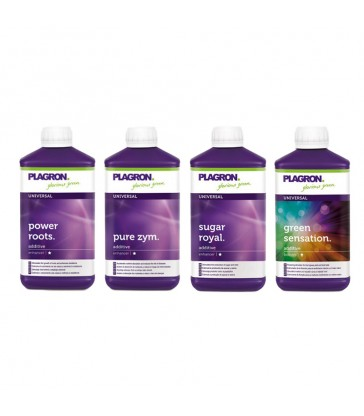 PACK ADDITIFS PLAGRON 100ml