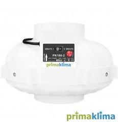 PRIMA KLIMA Extracteur 150mm 2 VITESSES 390-760M3/H