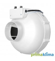 PRIMA KLIMA Extracteur 125mm THERMO-CONTROLE GSE 420M3/H