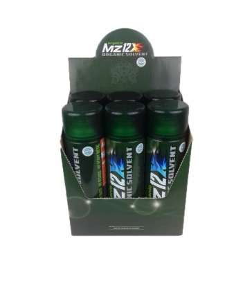 MZ12X gaz d'extraction vegetale 500ml x6