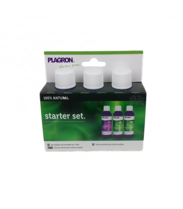 MINI STARTER PACK PLAGRON ALGA 3x50ML