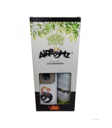 AIRBOMZ - DIFFUSEUR CO2 AVEC TELECOMMANDE ET CAPTEUR DE LUMIERE
