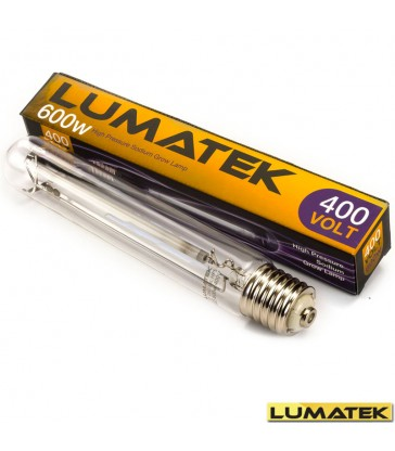 AMPOULE LUMATEK PRO 600W 400V
