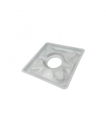 plaque aero pour pot 3.4L