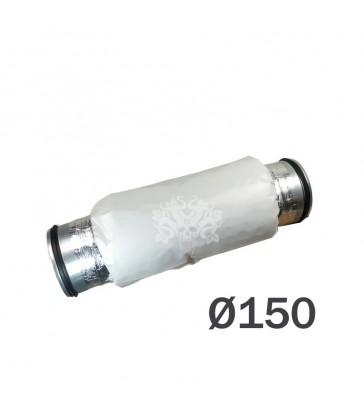 silencieux diametre 150 pour extracteur d'air