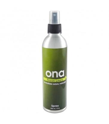 ona spray fresh linen desodorisant