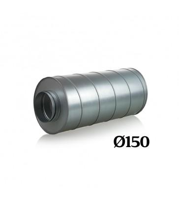SILENCIEUX METAL 150/600 SR 150