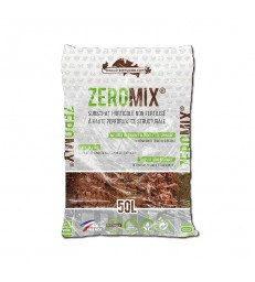ZERO MIX  50L - GUANODIFFUSION - TERREAU ORGANIQUE NON FERTILISE