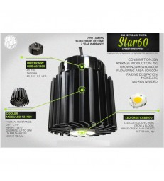 LED TGL STAR60 - 3070