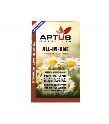 APTUS ALL IN ONE ENGRAIS COMPLETS EN GRANULES 100G