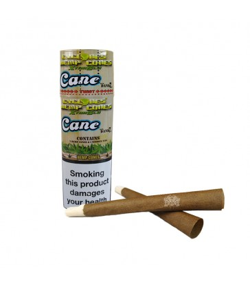 CYCLONES HEMP CONES SUGARCANE