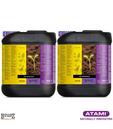 BCUZZ SOIL NUTRITION A+B 5L