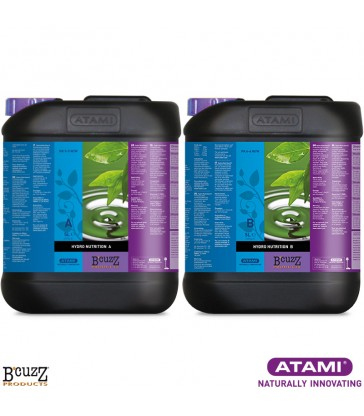 BCUZZ HYDRO NUTRITION A+B 5L