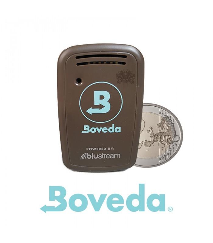 BOVEDA SMART SENSOR HYGROMETRE CONNECTE POUR BOITES DE CONSERVATION