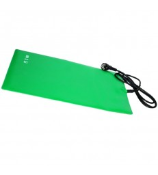 TAPIS CHAUFFANT SILICONE + THERMOSTAT
