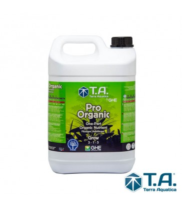 Terra Aquatica - pro organic (thrive) grow - 5L