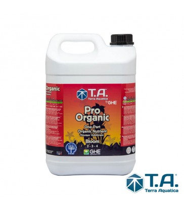 TERRA AQUATICA - PRO ORGANIC (THRIVE) BLOOM - 5L
