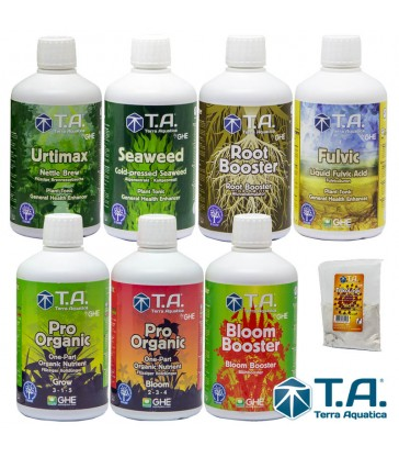 PACK EXPERT TERRA AQUATICA 100%BIO - 500ml