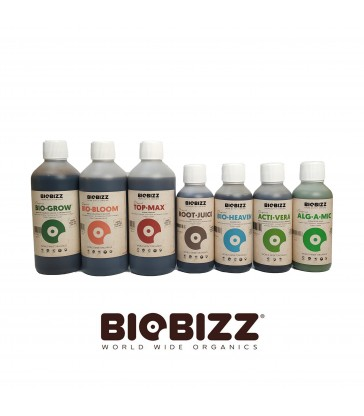 KIT  COMPLET BIOBIZZ Medium