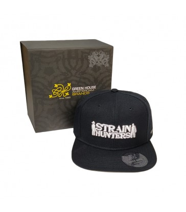 SNAPBACK OCTOPUS 7 PANELS LIMITED EDITION GREY