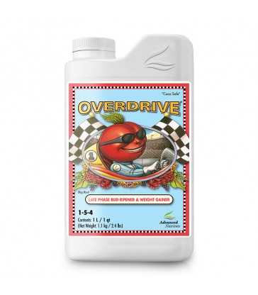 Overdrive 1L ADVANCED NUTRIENTS
