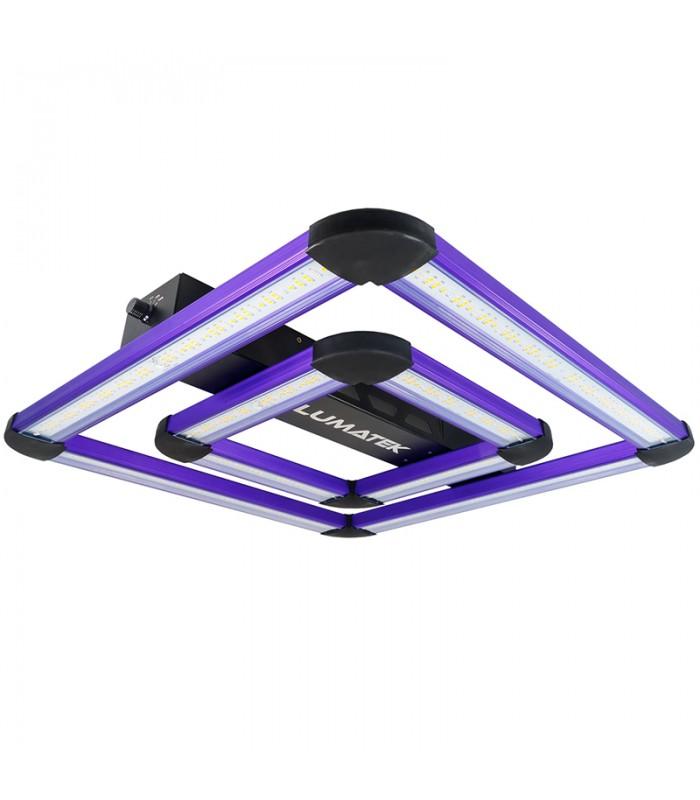 PANNEAU LED LUMATEK ATTIS 200W (460 µmol/s  2.3 µmol/J)