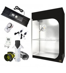 PACK LED COMPLET 120x60 DARK STREET + TODOGROWLED 240w Full Spectre