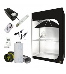 PACK 600W COMPLET 150x90 DARK ROOM + REFLECTEUR DAISY