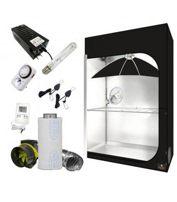 PACK 600W COMPLET 150x90 DARK ROOM + REFLECTEUR DAISY