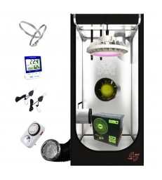 PACK HYDROSHOOT 80 LED SECRET JARDIN 200W ECO