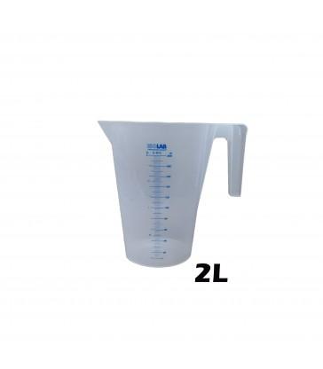 verre doseur 2 litres